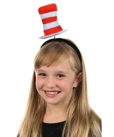 elope Dr. Seuss The Cat In The Hat Springy Headband