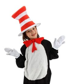 elope Dr. Seuss The Cat in the Hat Accessory Kit: Kids
