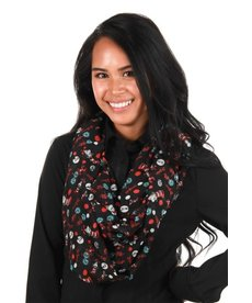 Dr. Seuss The Cat in The Hat Lightweight Infinity Scarf
