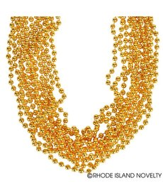 Case of Beads (432 Count) - Gold