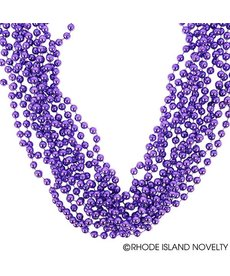 Case of Beads (432 Count) - Purple
