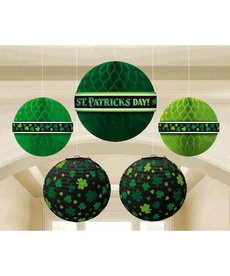 St. Patrick's Day Hanging Bouquet (5pc.)