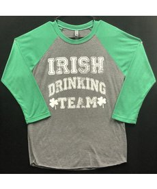 Irish Drinking Team BB Tee