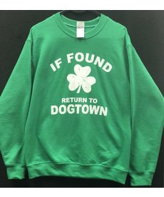 If Found Return to Dogtown Sweatshirt