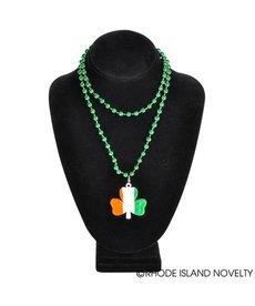 Irish Flag Shamrock Bead (1ct.)