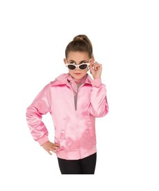 Rubies Costumes Kids Pink Ladies Jacket (Grease)