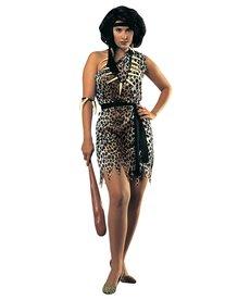 Rubies Costumes Women's Cavewoman Costume