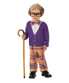 Rubies Costumes Kids Little Old Man Costume