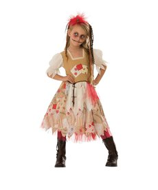 Rubies Costumes Kids Voodoo Girl Costume