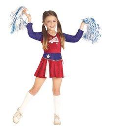 Rubies Costumes Kids Cheerleader Costume