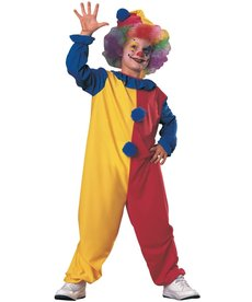 Rubies Costumes Kids Clown Costume