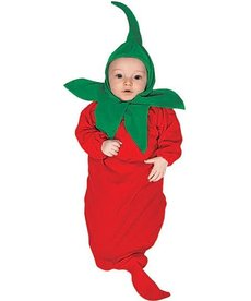 Rubies Costumes Red Hot Chili Pepper Costume: Infant