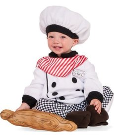 Rubies Costumes Baby Little Chef Costume