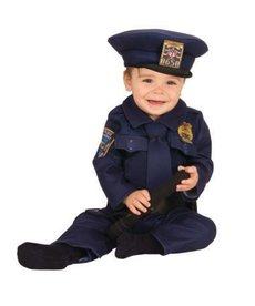 Rubies Costumes Infant/Toddler Police Officer Costume