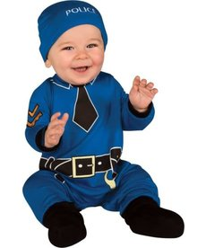 Rubies Costumes Baby Police Officer Costume