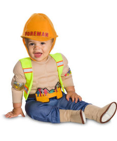 Rubies Costumes Little Construction Worker Costume