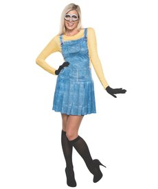 Rubies Costumes Women's Female Minion Costume
