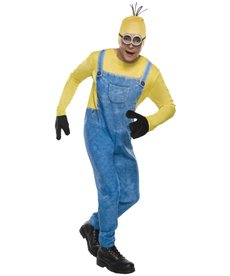 Rubies Costumes Men's Minion Kevin Costume