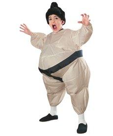 Rubies Costumes Kids Inflatable Sumo Wrestler Costume