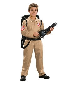 Rubies Costumes Kids Deluxe Ghostbusters Costume