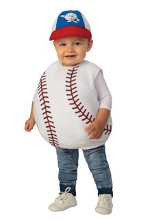 Rubies Costumes Infant Lil Baseball Costume