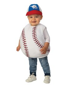 Rubies Costumes Infant/Toddler Lil Baseball Costume