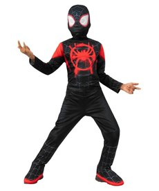 Rubies Costumes Boy's Miles Morales Spider-Man Costume