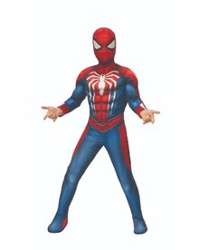 Rubies Costumes Boy's Deluxe Spider-Man Gamer Verse Costume