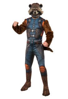 Rubies Costumes Men's Avengers: Endgame Deluxe Rocket Raccoon Costume