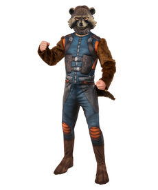 Rubies Costumes Men's Avengers: Endgame Deluxe Rocket Raccoon Costume