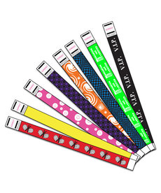 Event Wristbands (1000 Count)