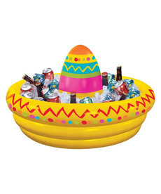 Sombrero Inflatable Cooler