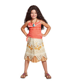 Disguise Costumes Girl's Moana Costume