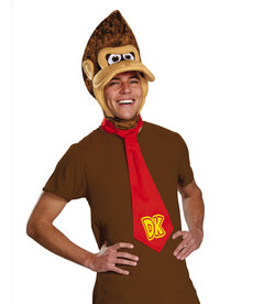 Disguise Costumes Adult Donkey Kong Costume Kit