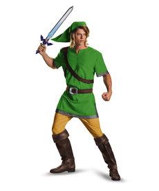 Disguise Costumes Men's Classic Link Costume (The Legend of Zelda)