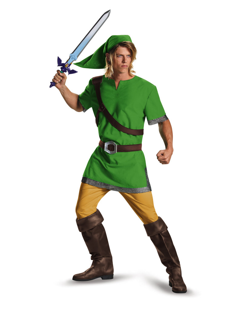 Disguise Costumes Men's Classic Link Costume (The Legend of Zelda)