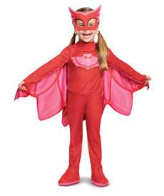 Disguise Costumes Deluxe Toddler Owlette Costume with Light-Up Feature