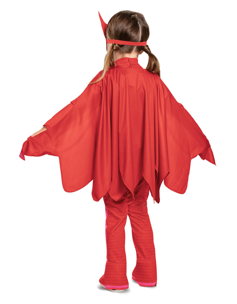 Disguise Costumes Disguise Deluxe Toddler Owlette Costume with Light-Up Feature