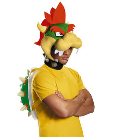 Disguise Costumes Adult Bowser Kit