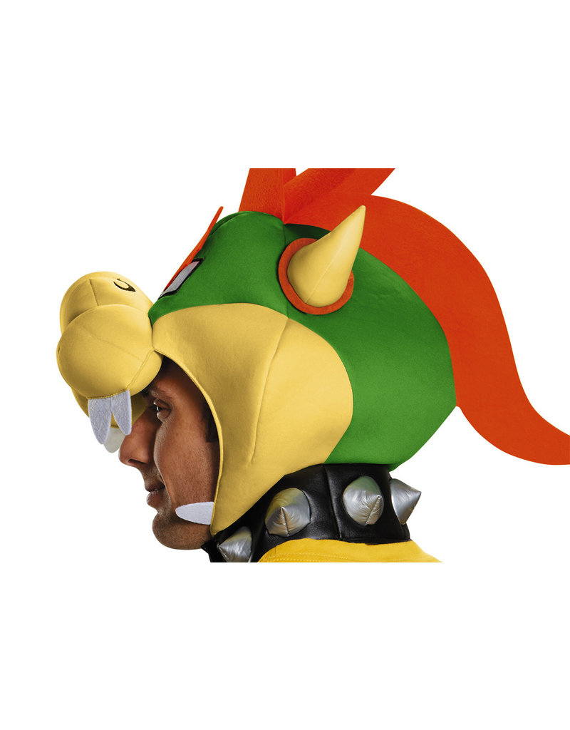 Disguise Costumes Adult Bowser Kit (Super Mario Bros.)