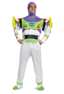 Disguise Costumes Disguise Adult Deluxe Buzz Lightyear Costume