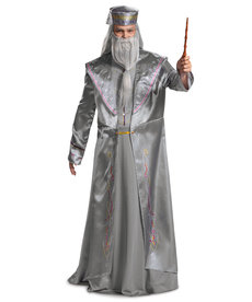 Disguise Costumes Men's Deluxe Dumbledore Costume