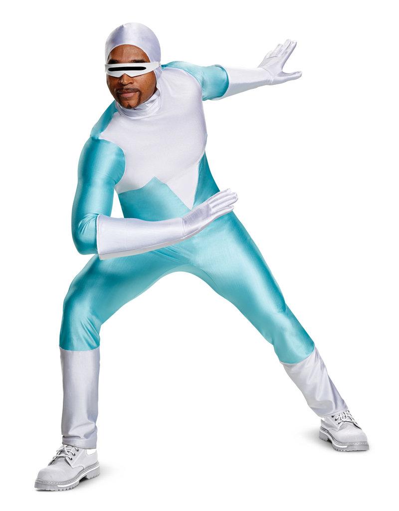 Disguise Costumes Men's Deluxe Frozone Costume