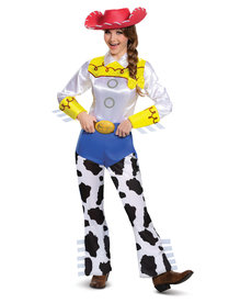 Disguise Costumes Women's Deluxe Jessie Costume