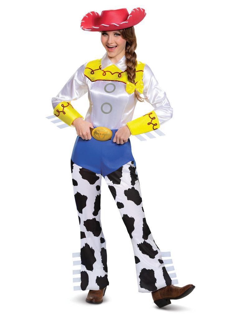 Disguise Costumes Women's Deluxe Jessie Costume