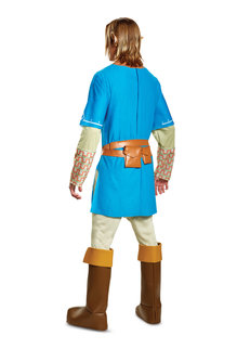 Disguise Costumes Men's Deluxe Link Costume (Breath Of The Wild)