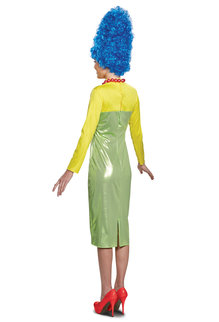 Disguise Costumes Women's Deluxe Marge Simpson Costume
