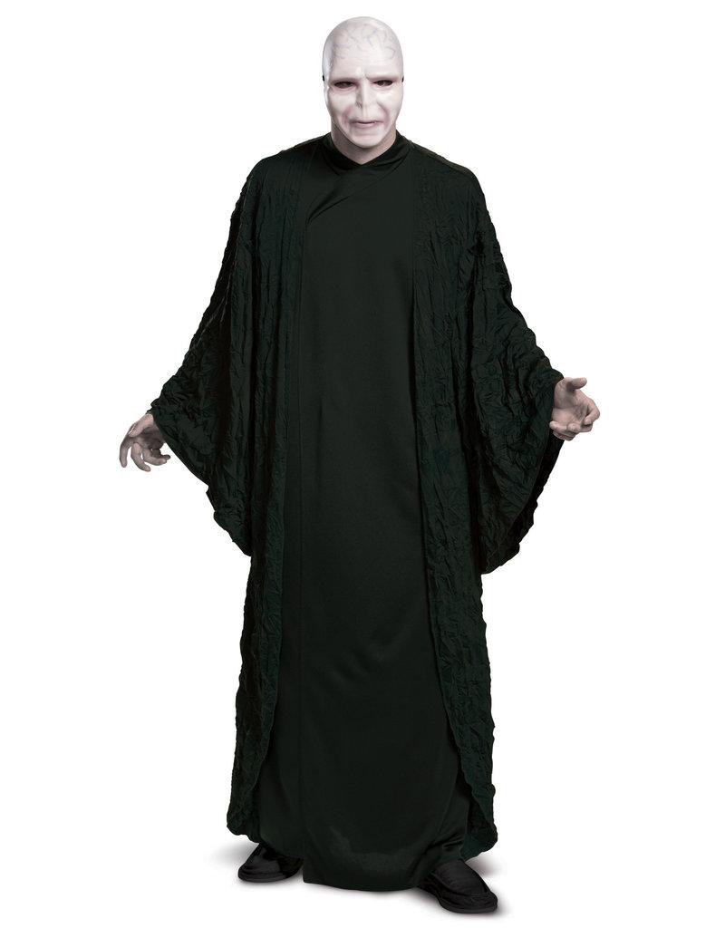 Disguise Costumes Men's Deluxe Voldemort Costume