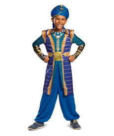 Disguise Costumes Boy's Genie Classic Costume (Aladdin 2019)