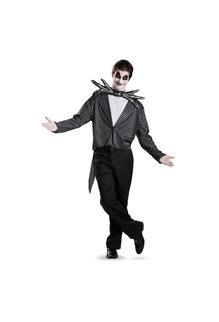 Disguise Costumes Men's Classic Jack Skellington